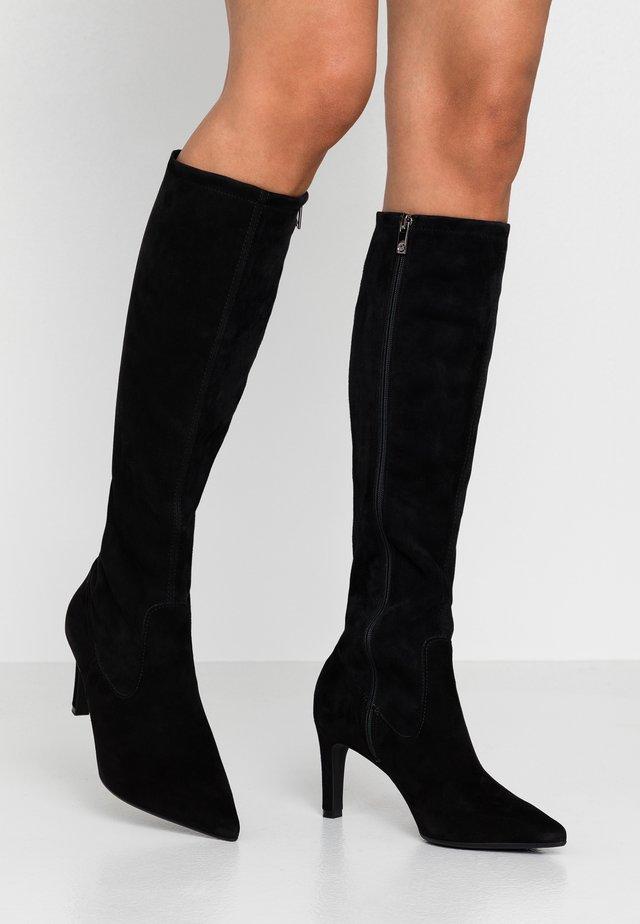 WIDE FIT AISHA - Boots - schwarz