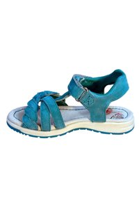 Pio - Walking sandals - turquoise - 4