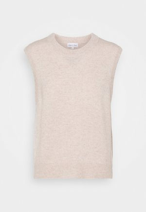O-NECK - Jumper - light beige
