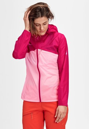 CONVEY WB - Outdoorjacke - sundown-orchid