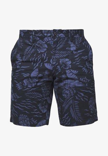 BROOKLYN SHORT HAWAII - Shorts - blue