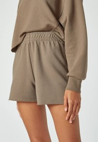 PULL&BEAR - Shorts - brown - 3