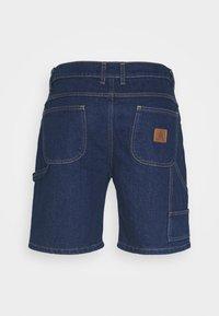 Kaotiko - Denim shorts - blue - 1