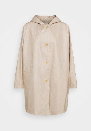 MATILDA - Klassischer Mantel - beige