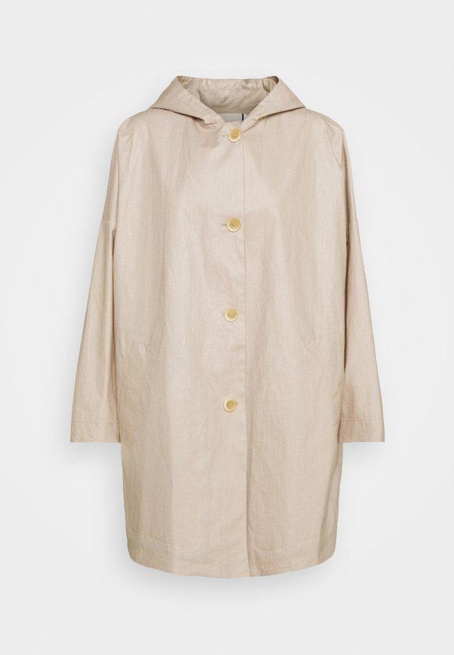 MATILDA - Cappotto classico - beige