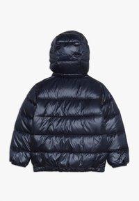 Patagonia - BABY HOODY UNISEX - Down jacket - neo navy - 1
