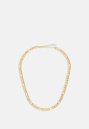 FLAT LARGER LINK CHAIN - Necklace - gold-coloured