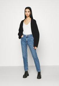 ONLY - ONLEMILY LIFE - Jeans straight leg - medium blue denim - 1