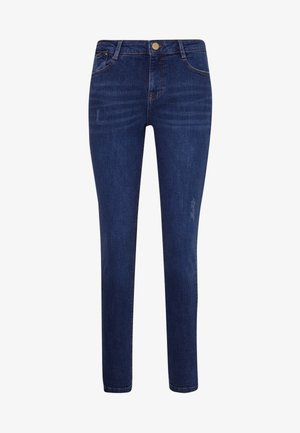HARPER - Jeans slim fit - ocean blue