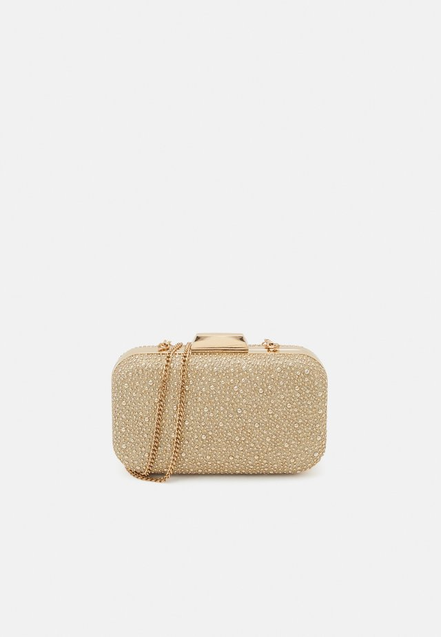 BOBBI HEATFIX ROUND - Clutch - gold base