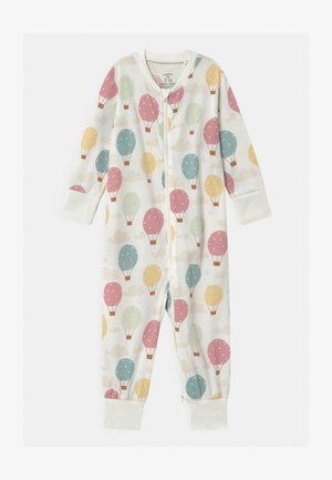 BALLOONS & CLOUDS UNISEX - Pyjamas - light dusty white