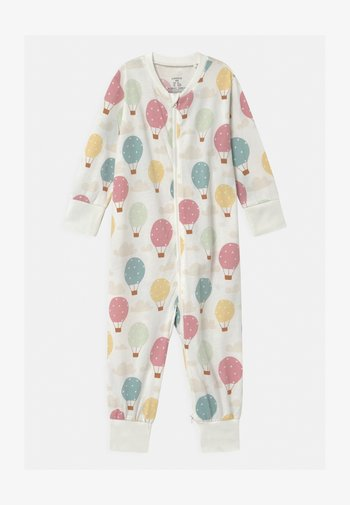 BALLOONS & CLOUDS UNISEX - Pyjamas - light dusty white