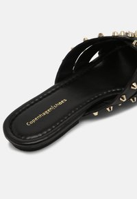Copenhagen Shoes - NEW MISTY - Ciabattine - black - 5
