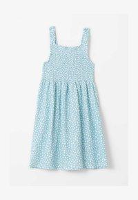DeFacto - REGULAR FIT  - Jersey dress - blue - 0