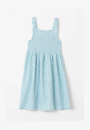 REGULAR FIT  - Jersey dress - blue
