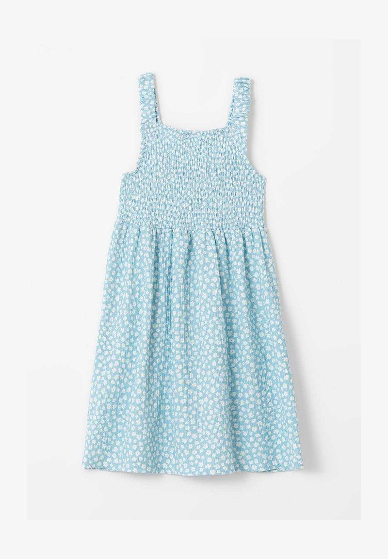DeFacto - REGULAR FIT  - Jersey dress - blue