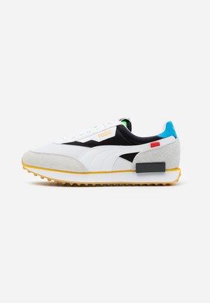FUTURE RIDER  - Trainers - white/black