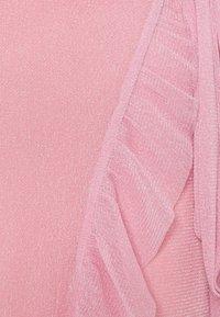 Résumé - NADIA DRESS - Koktejlové šaty/ šaty na párty - pastel pink - 6
