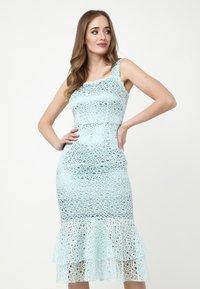 Madam-T - Cocktail dress / Party dress - hellgrün - 3