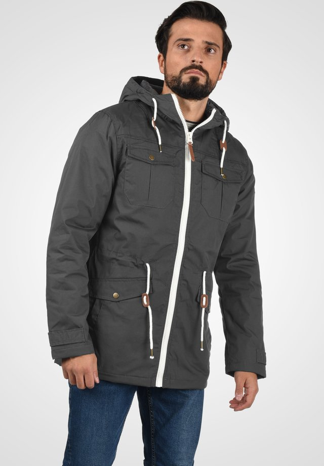 TILAS - Winter jacket - dark grey