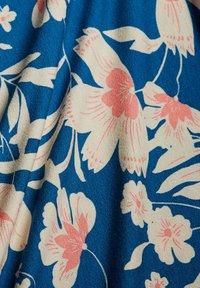 Esprit - A-snit nederdel/ A-formede nederdele - bright blue - 5