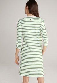 JOOP! - Jersey dress - grün weiß gestreift - 2