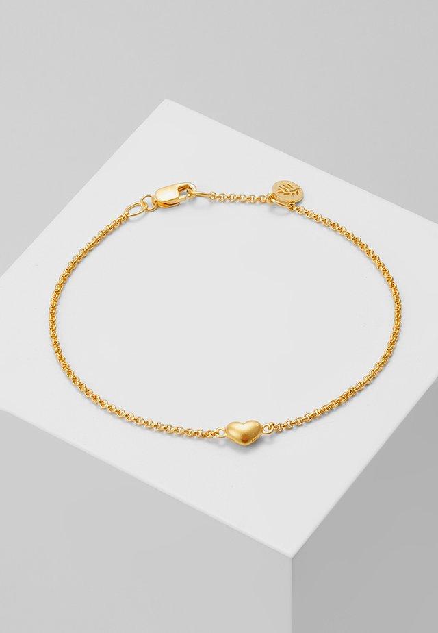 LOVE BRACELET - Rannekoru - gold-coloured
