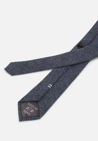 Shelby & Sons - DARIUS TIE - Tie - navy - 1