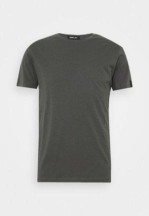 Basic T-shirt - slate grey