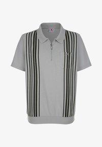 Roger Kent - Polo shirt - silbergrau dunkelgrau - 3