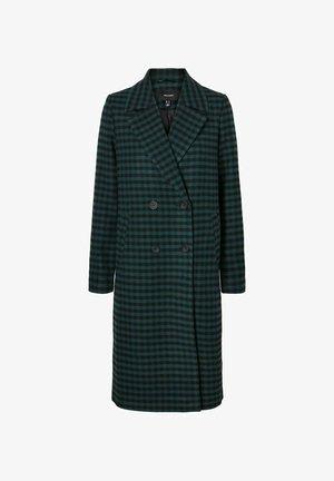 Płaszcz wełniany /Płaszcz klasyczny - pine grove