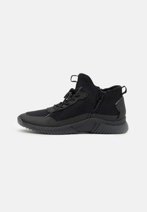 RAMSKO - High-top trainers - black