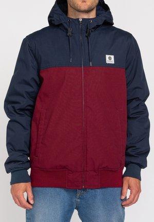 DULCEY  - Winter jacket - dark red