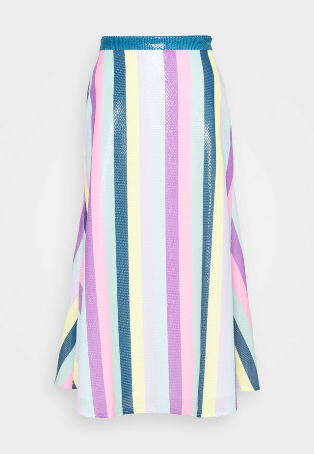 PENELOPE SKIRT - Gonna a campana - multi-coloured