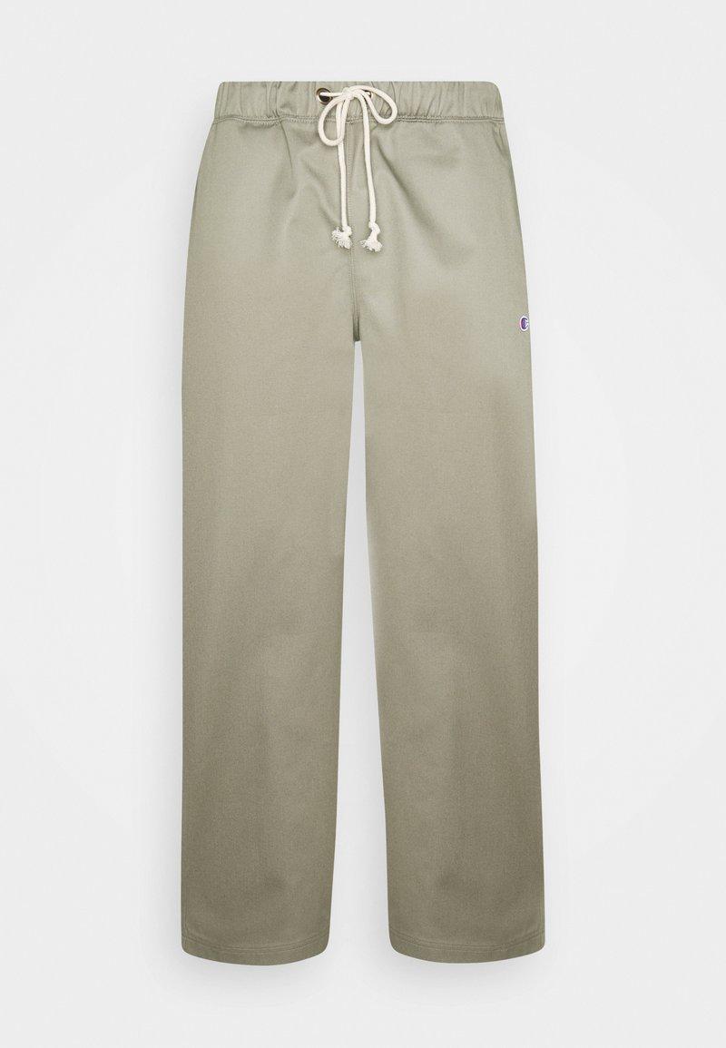 Champion Reverse Weave - STRAIGHT HEM PANTS - Trousers - olive