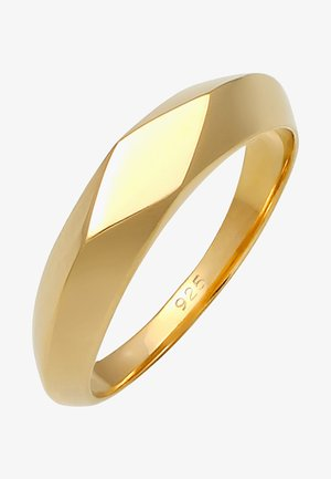 DESIGN BASIC - Ring - gold-coloured