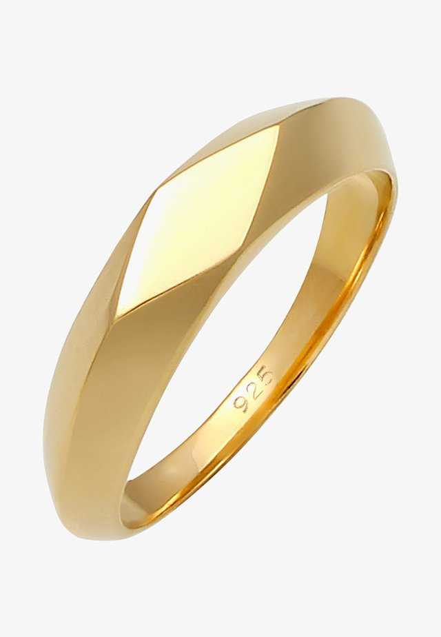 RAUTE  - Anillo - gold-coloured