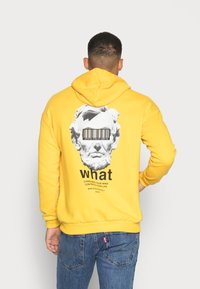 Pier One - Hoodie - yellow - 2