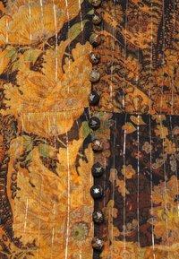 The Kooples - DRESS - Day dress - black/orange - 2