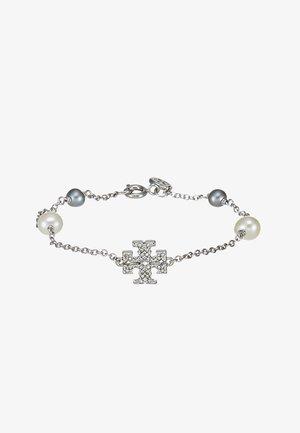 KIRA PAVE DELICATE BRACELET - Bracelet - silver-coloured