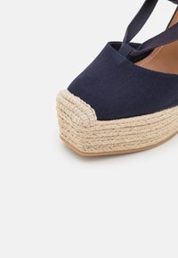 Polo Ralph Lauren - Platform sandals - navy - 6