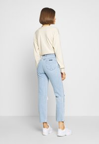 Rolla's - ORIGINAL - Straight leg jeans - light-blue denim - 2