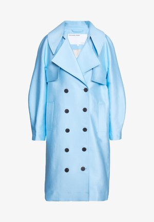 HAILEY - Trenchcoat - sky blue