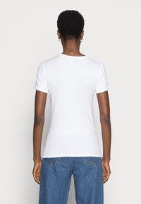 GAP - TEE - T-shirt basique - optic white - 2