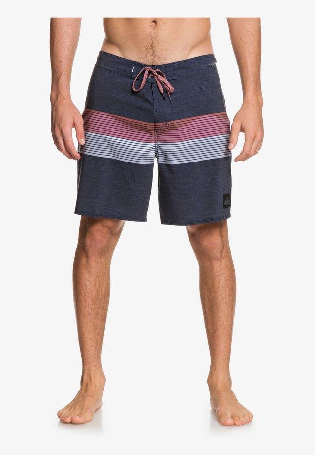 "QUIKSILVER™ HIGHLINE SEASONS 18"" - BOARDSHORTS FÜR MÄNNER EQYBS0 - Swimming shorts - navy blazer"
