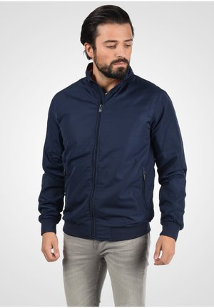 Light jacket - mood indigo blue
