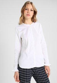 Mos Mosh - MATTIE - Button-down blouse - white - 0
