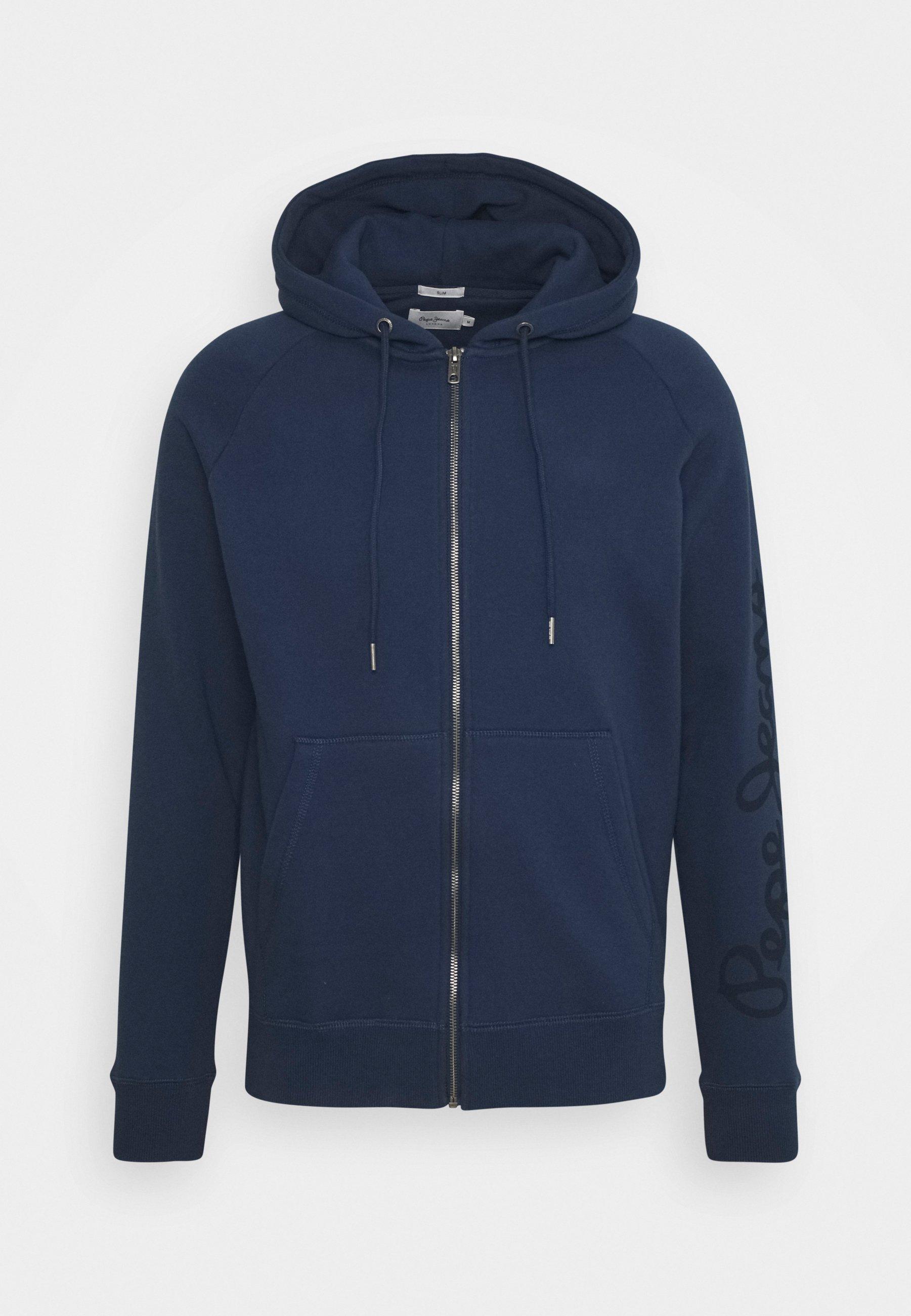 Men JULIAN - Zip-up sweatshirt