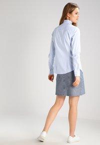 GANT - Button-down blouse - light blue - 2