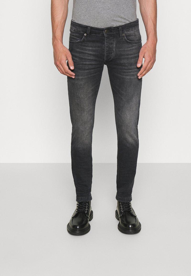 DRYKORN - JAZ - Trousers - grau